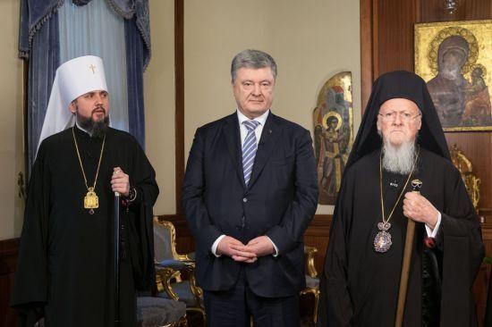 Томос є ще одним Актом проголошення незалежності України - Порошенко