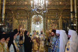 Зеленский встретится с Вселенским патриархом Варфоломеем в Стамбуле