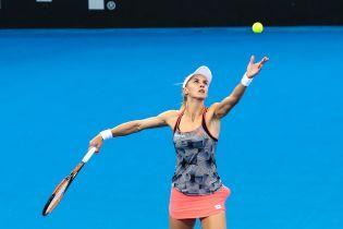 Украинка Цуренко в драматическом матче не сумела победить в Брисбене