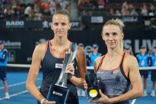 Цуренко і Плішкова після фіналу у Брисбені знялися з наступного турніру в Австралії