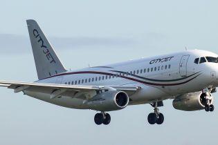 Протягом доби в РФ через несправність літаків Superjet скасували одразу чотири авіарейси