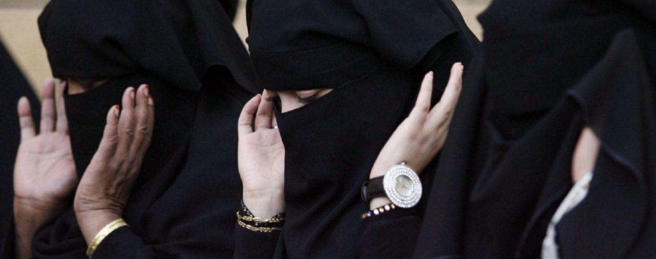 Женщинам Саудовской Аравии правительство разрешило путешествовать без сопровождения мужчин