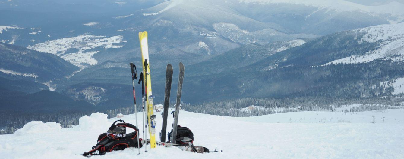 Опытный лыжник и экстремал: в Карпатах ищут пропавшего киевлянина, который увлекся фрирайдом