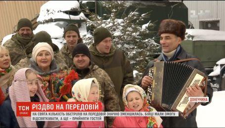 Різдво на передовій: як святкують українські військові