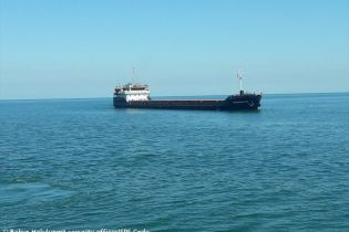 """Затонуле у Туреччині судно раніше ходило під прапором РФ та прямувало з порту, яким вивозять вугілля з """"Л/ДНР"""""""