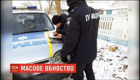 На Одещині поліція затримала чоловіка, підозрюваного у вбивстві чотирьох людей