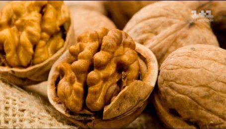 Украина вошла в тройку мировых лидеров по урожаю грецких орехов