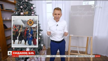Почему в зимних щедривках ласточка прилетает - экспресс-урок украинского языка