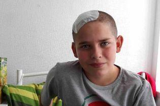 Помогите спасти жизнь Максиму, который уже больше года борется с опухолью мозга