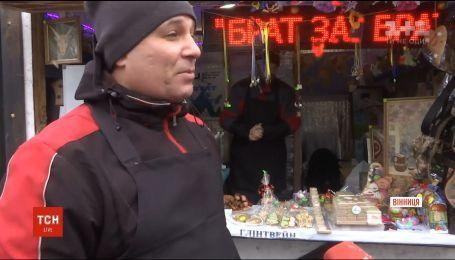 Реабилитация и поиск себя: в Виннице ветераны АТО открыли рождественскую палатку