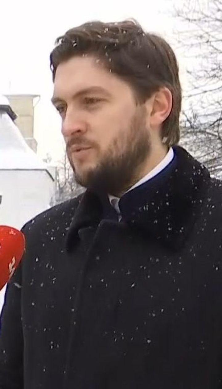 Томос про автокефалію повернеться до Софії Київської після допідписання