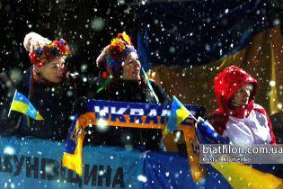 Біатлон. Названо склади збірної України на етап Кубка світу в Оберхофі