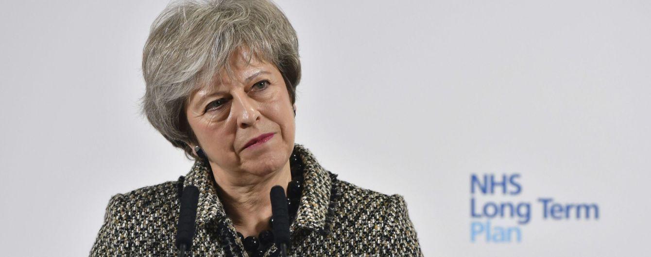 Мэй отказалась ехать на форум в Давос из-за Brexit