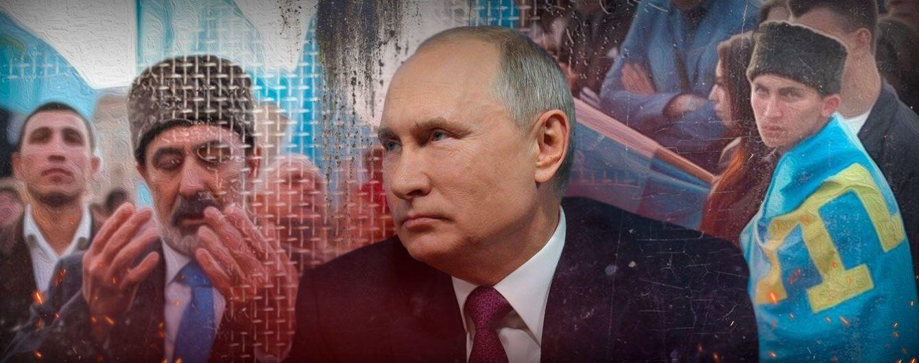 Чего не ожидал Путин от крымчан