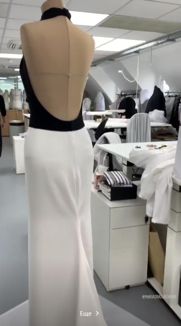 Платье Шарлиз Терон