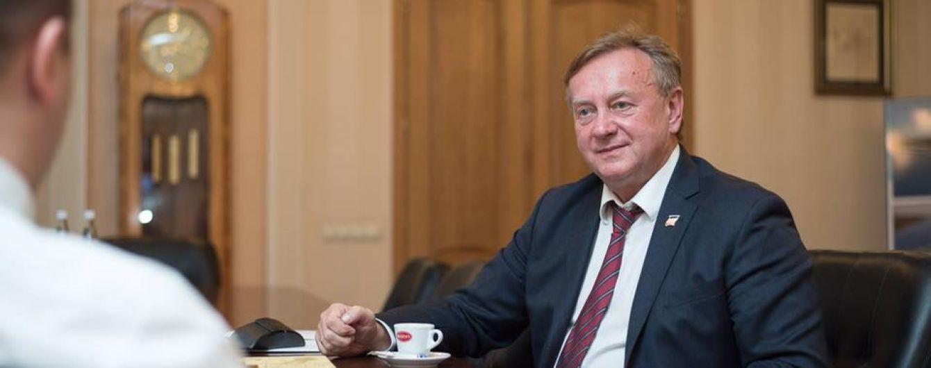 У центрі Львова на Різдво побили почесного консула Бельгії