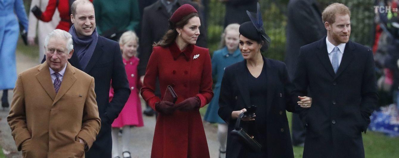 """Герцогиня Кейт вважає, що Меган використала її, щоб піднятися """"королівськими сходами"""" - ЗМІ"""