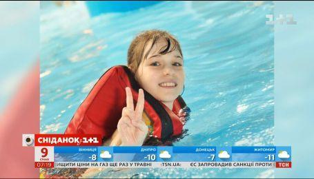 Украинцам удалось собрать 6 млн грн на лечение тяжелобольной девочки