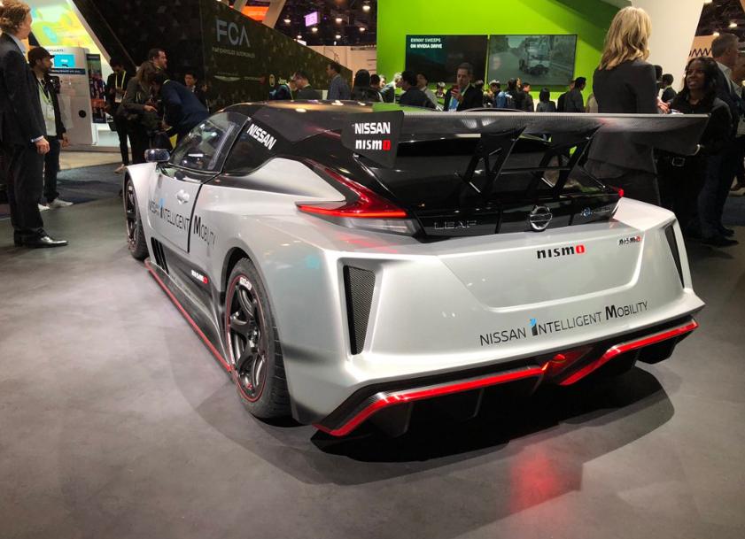 Nissan Leaf RC Nismo_1