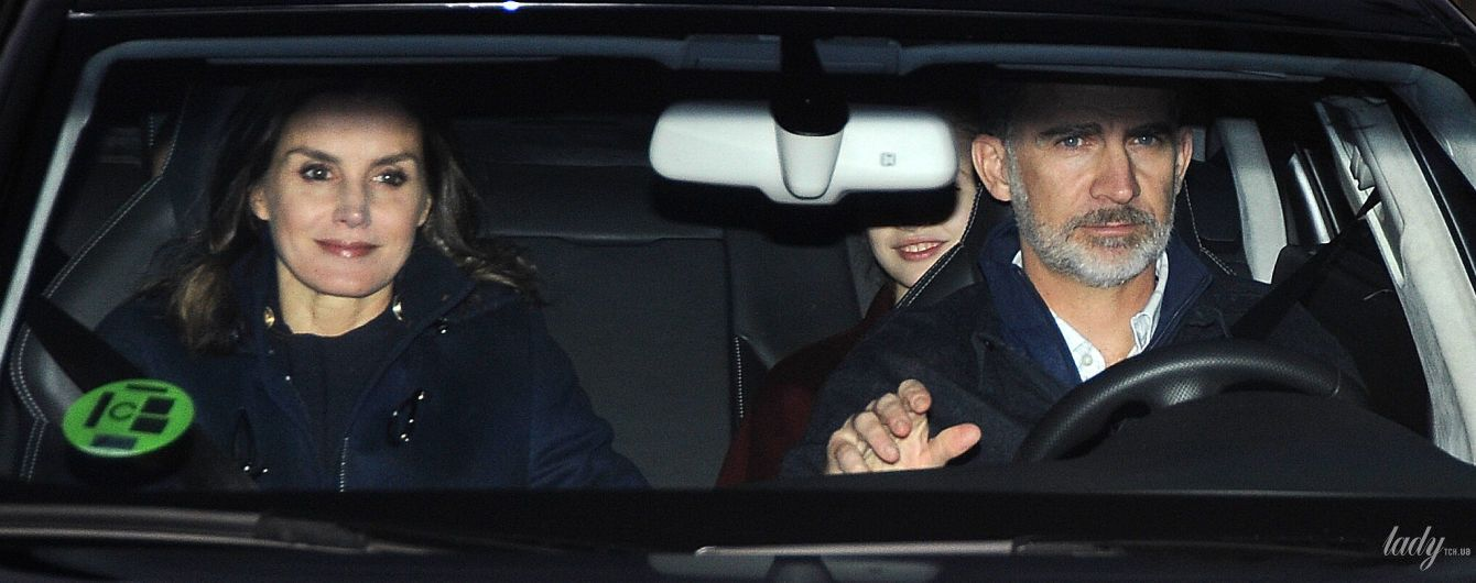Не такая, как всегда: королеву Летицию сфотографировали папарацци в Мадриде