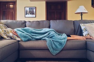 Заболеваемость гриппом и ОРВИ в Украине идет на спад