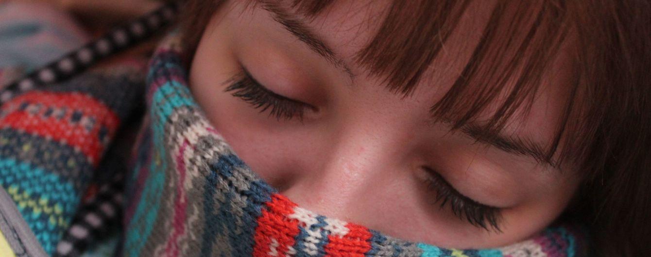 В столице зарегистрировали более десяти тысяч больных гриппом и ОРВИ