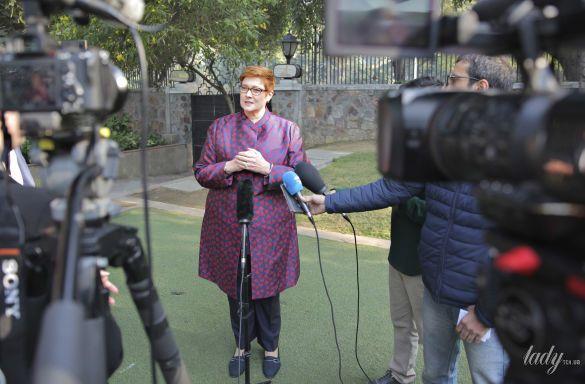 Министр иностранных дел Австралии Мэрис Пэйн_1