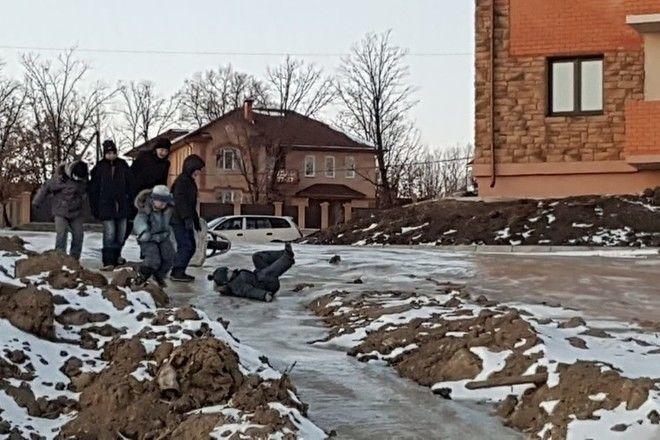 росія, гірка, діти, нечистоти, фекалії