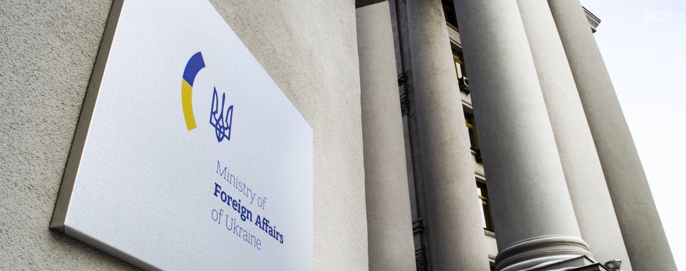 У МЗС пояснили, що Україна не має жодних зобов'язань для запрошення спостерігачів ПАРЄ на вибори