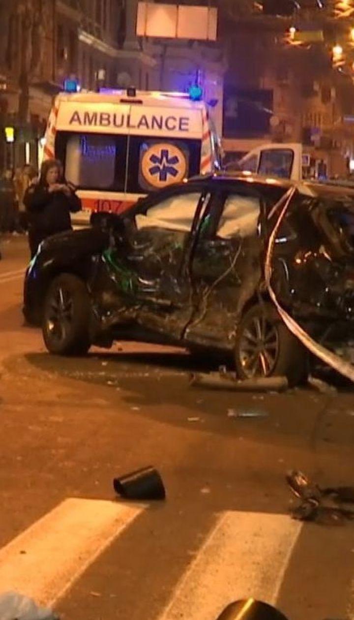 Эксперты установили скорость авто, за рулем которого была Зайцева во время резонансного ДТП в Харькове