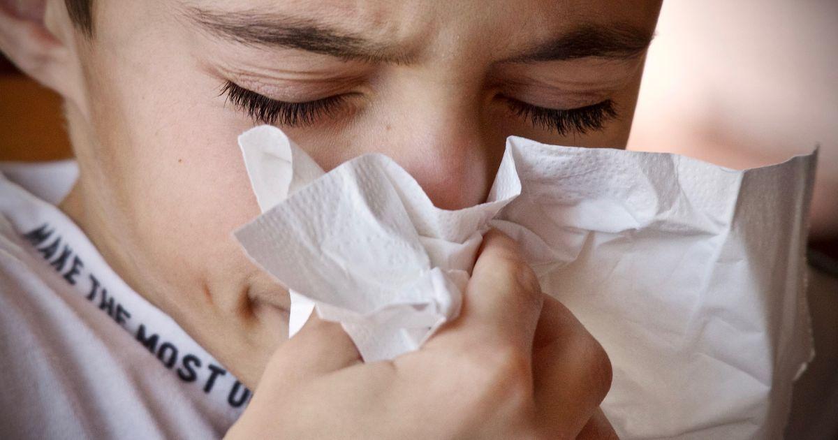У Києві захворюваність на грип та ГРВІзросла майже на 50%