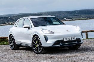 Porsche створить електричний кросовер на базі Macan