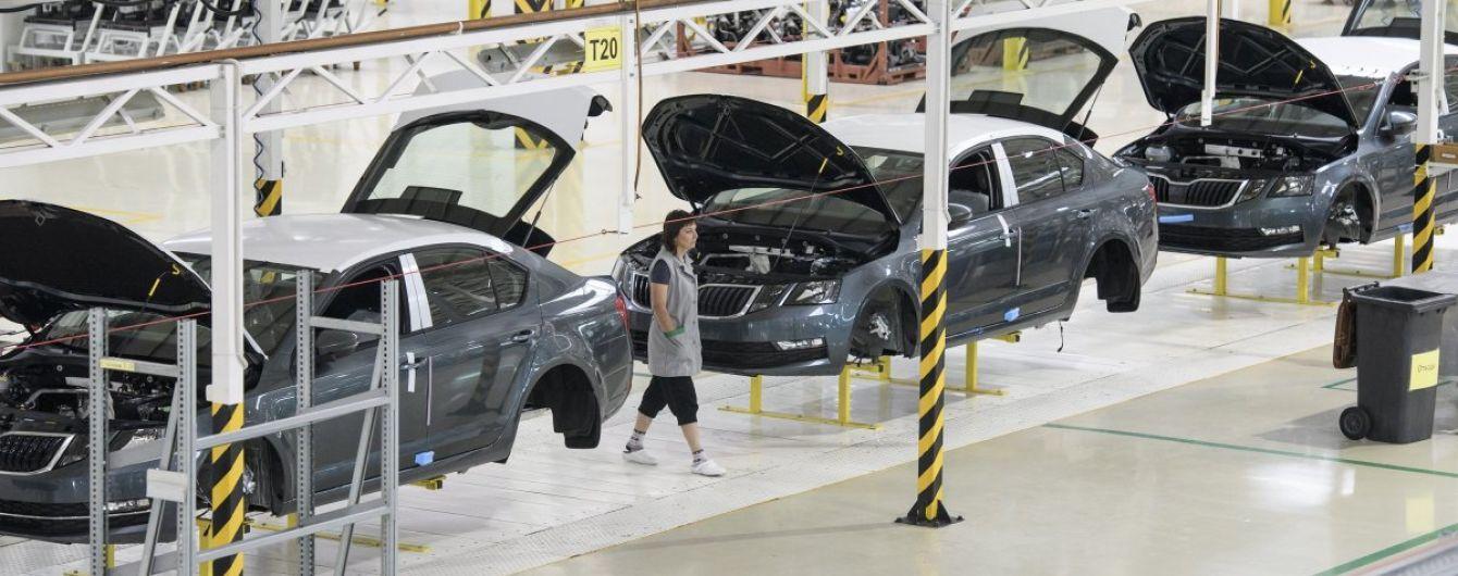 Производство грузовиков в Украине выросло на один в августе. Статистика автопрома