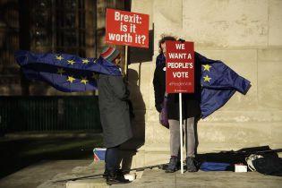 Вихід Великої Британії зі складу ЄС. Інтерактивна хроніка подій