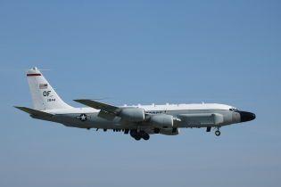 Розвідувальний літак США розпочав спостережну місію над окупованим Кримом