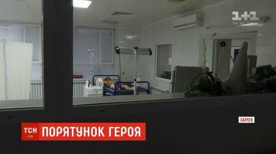 На Луганщині підліток урятував дідуся з пожежі, але сам потрапив до реанімації