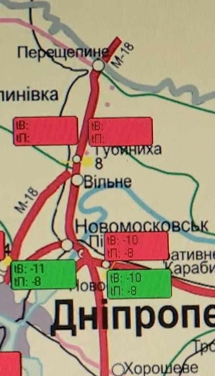 Сильний вітер та хуртовини: в Україну зайшов новий циклон