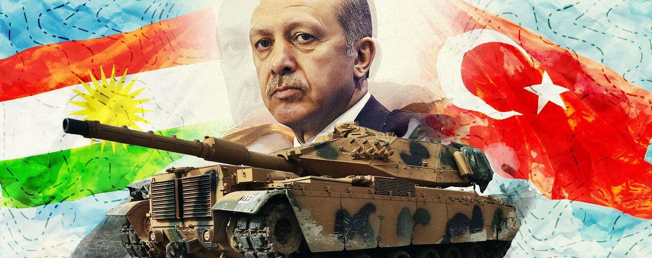 Новый поход на Сирию. Как Турция готовится к операции по расширению влияния на Ближнем Востоке