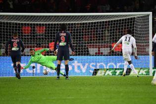 ПСЖ сенсаційно вилетів з Кубка французької ліги, в їхні ворота поставили три пенальті