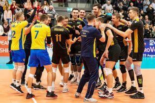 Волейбольна збірна України вийшла на Євро-2019 з першого місця, вигравши всі матчі