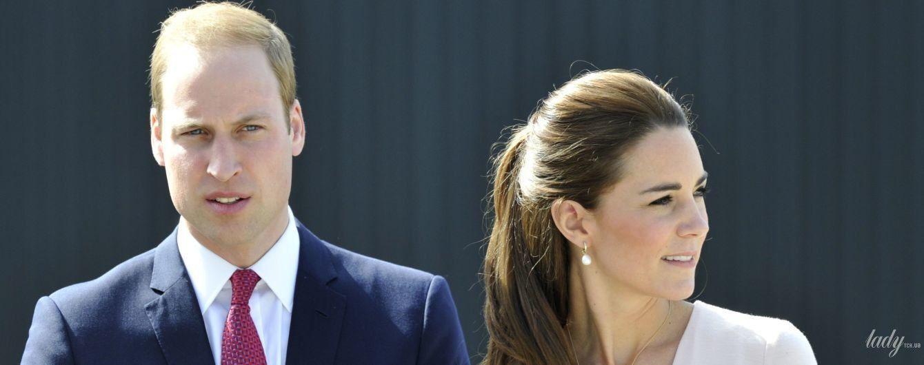 Принц Вільям розповів, як герцогиня Кембриджська провела свій день народження