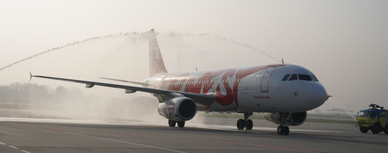 Лоукост-авиакомпания отменяет несколько рейсов из Львова