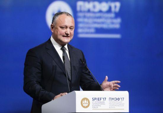 Позиція Молдови щодо територіальної цілісності України ніколи не змінювалась – Додон