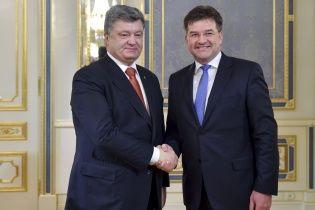 Председатель ОБСЕ посетит Украину на следующей неделе