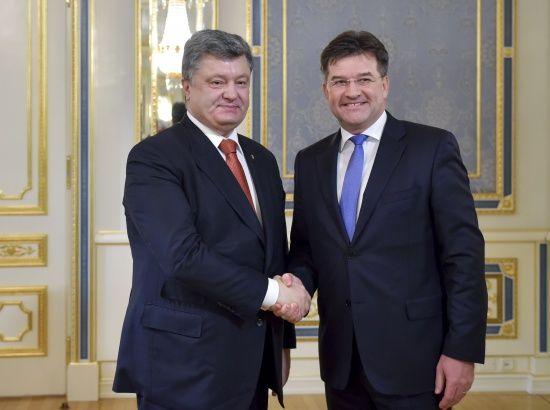 Голова ОБСЄ відвідає Україну наступного тижня