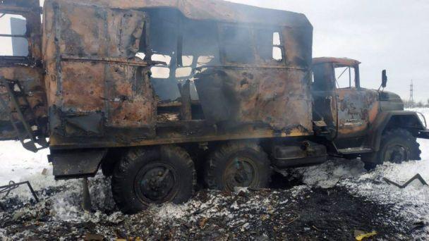 На Донбасі під час обстрілу постраждали троє працівників водопостачальної станції