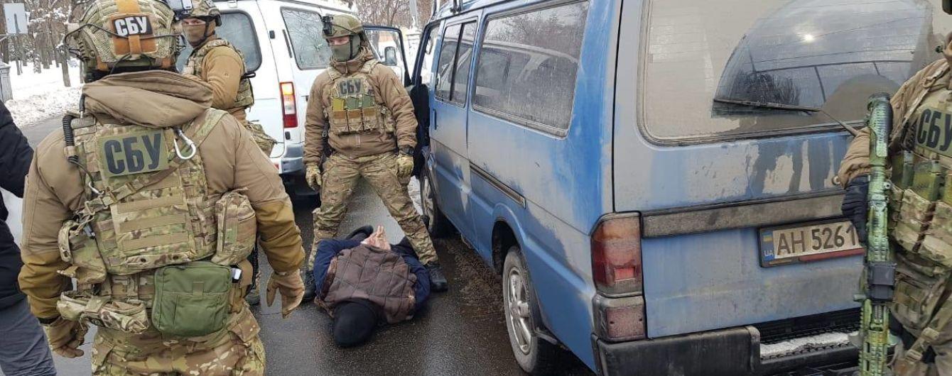 СБУ и Объединенные силы предотвратили организацию терактов и массовых беспорядков на Донбассе