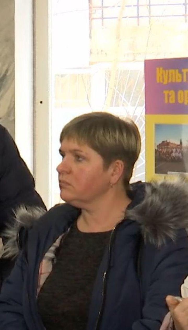 Родственники пленных моряков встретились с омбудсменом Денисовой