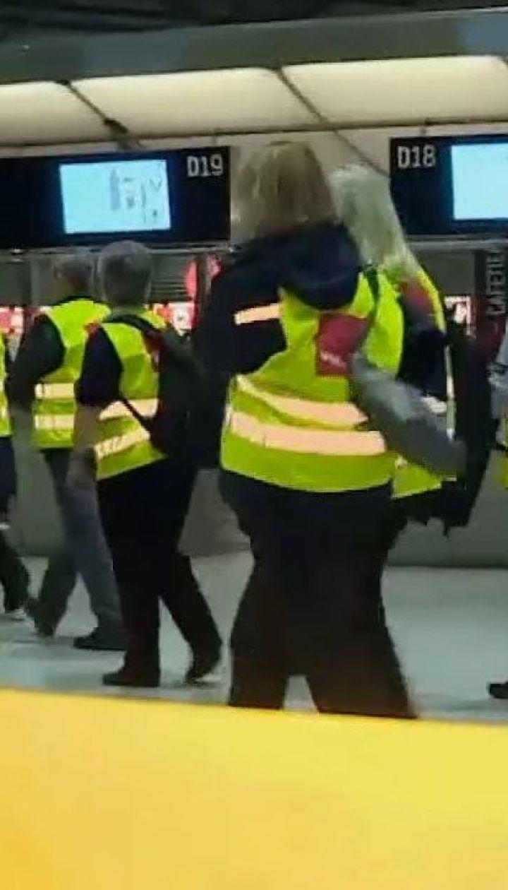 В Германии бастуют сотрудники секьюрити трех аэропортов