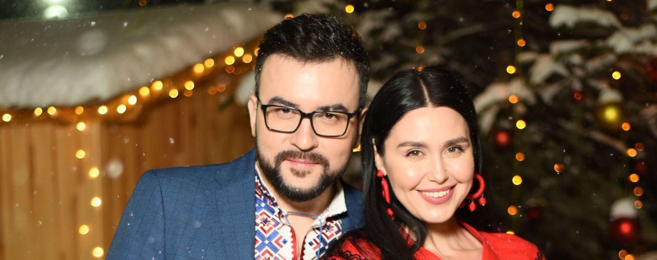 У кого смачніше? Руслан Сенічкін та Людмила Барбір на Різдво разом готували кутю